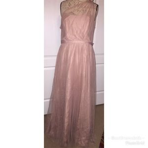WOMENS Elegant Rose Dress
